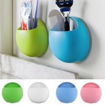Toothbrush Holder Bathroom Kitchen Family Suction Cups - $15.91