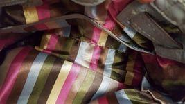 Tignanello Bluish Grey Leather Shoulder Bag Organizer Hobo Buckle Accent, EUC  image 4