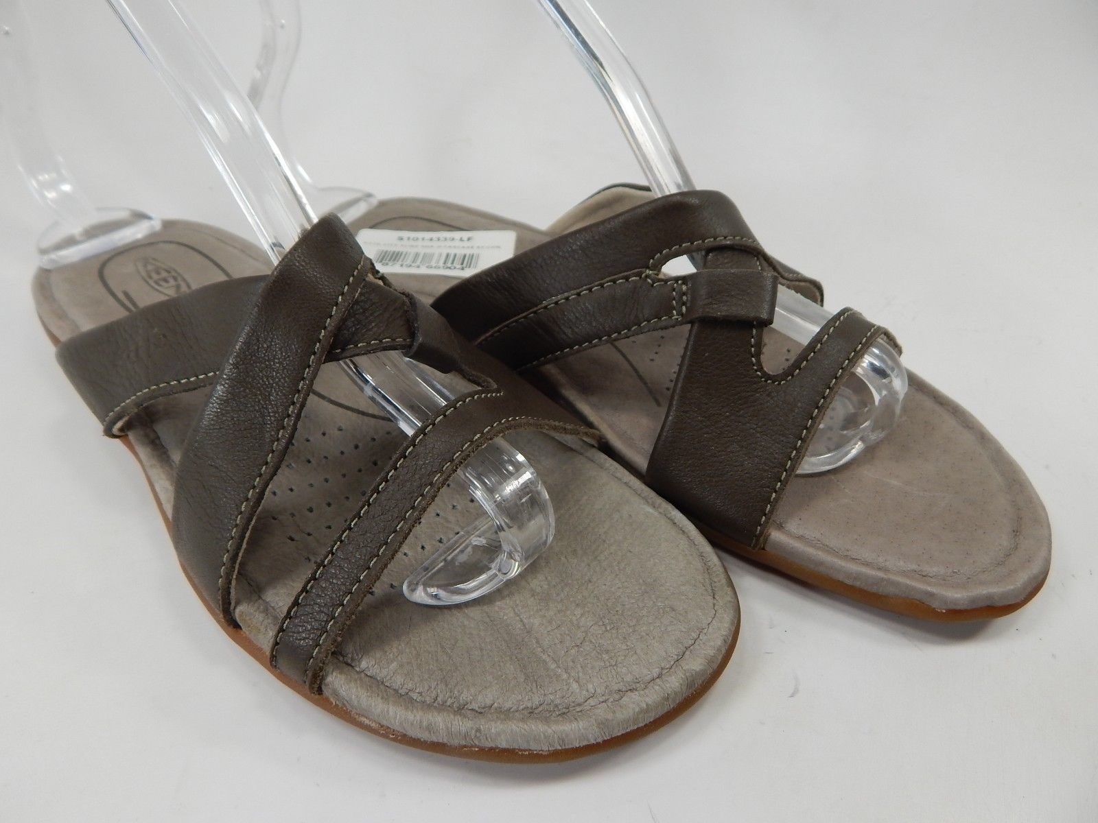 Keen Rose City Slide Women's Sport Sandals Size 7 M (B) EU 37.5 Cascade Brown