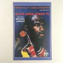 Personality Comics Presents Slum Dunk Kings #1 Michael Jordan, No Label VG - $9.45