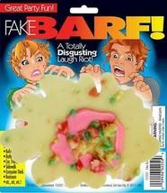 2 CHUNKY UNICORN 6 IN PILE SPLAT FAKE BARF joke rubber vomit  throwup tr... - $4.70