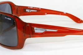 New Genuine Arnette 4136 2024/87 BLUTO Red Unisex Oversized Sunglasses - $54.40