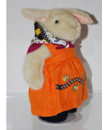 Hoppy VanderHare Muffy Vanderbear Check Mates with Stand North American ... - $19.99