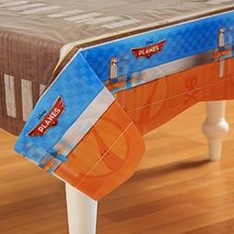 Disney Planes Plastic Tablecover - $6.88