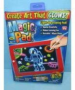 Magic Pad Light Up Drawing Pad AS SEEN ON TV! - $12.82