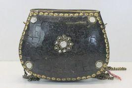 Unbranded Metal Small Vintage Shoulder Purse Crossbody image 3