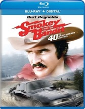 Smokey & The Bandit 40Th Anniversary (Blu Ray W/Digiital) (New Packaging)