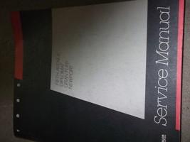 1985 Chrysler 5th Fifth Avenue Service Shop Repair Manual OEM FACTORY - $14.39