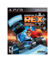 PS3 Generator Rex Agent of Providence (PlayStation 3) NEW & Sealed - $8.91