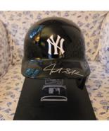 Giancarlo Stanton signed autographed Helmet Major League Baseball COA Ce... - $175.00