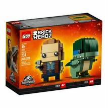 LEGO Brick Headz 41614 Owen & Blue (234 Pieces) - $15.98
