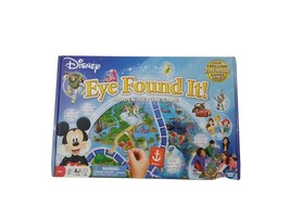 Disney Eye Found It Hidden Picture Board Game 2016 Wonder Forge - $29.45
