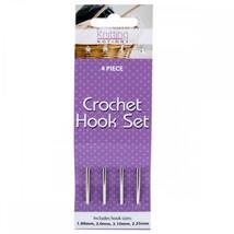 Small Steel Crochet Hook Set OS357 - $73.33 CAD
