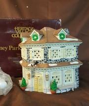 Dept 56 Disney Parks LIBERTY SQUARE 1995 SILVERSMITH - 53521 Retired 1996 - $39.95