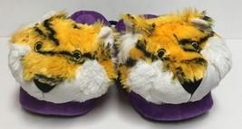 LSU Louisiana State University Women'a Slippers Many Sizes Purple Tigers image 4