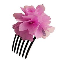 Set of 2 Fashion Girl Hair Combs Pins Lady Hair Decorations Beautiful Hair Clips image 2