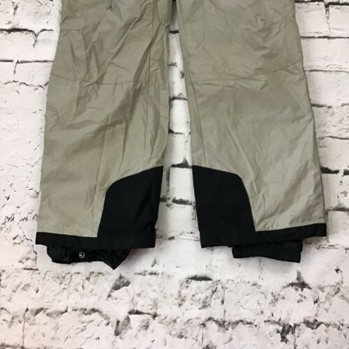 Columbia Sportswear Mens Sz S Ski Snowboarding Pants Gray Adjustable Waist