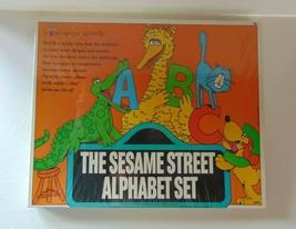 Vintage - Muppets Sesame Street Big Bird Set Colorforms Activity - 1971 New - $489.94