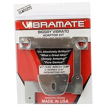 TP-3772-001 Nickel Bigsby V7-335 G Vibramate for Gibson ES-335 - $70.05