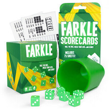 Farkle and 75 Scorecards Bundle - $20.15
