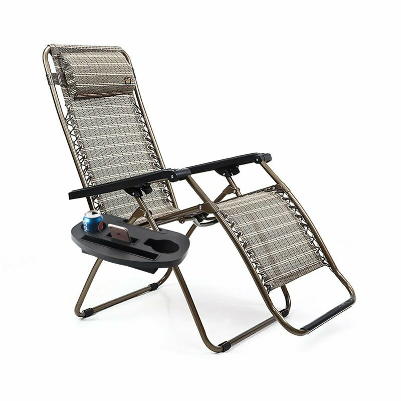 Centstar Universal Oval Zero Gravity Chair Cup Holder With Mobile Device Slot An