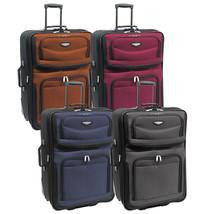 "Amsterdam 29"" Large Lightweight Expandable Rolling Luggage Suitcase Trav... - $57.99"