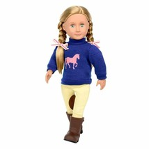 """Our Generation 18"""" Equestrian  Doll Montana Faye NEW - $36.00"""