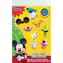 Mickey Mouse Clubhouse Photo Props 8 Pc - ₨353.88 INR