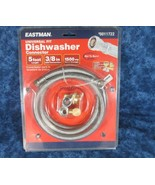 Eastman Universal Fit Dishwasher Connector, 5 Foot, 1500 psi, #0011722 - $13.09