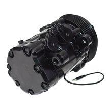 A-Team Performance HC5005C A/C Compressor Sanden SD-7 Type Aluminum Black image 6