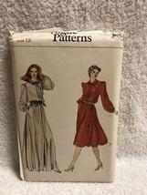 Vogue 7775 Misses Dress Vintage Sewing Pattern - $11.87