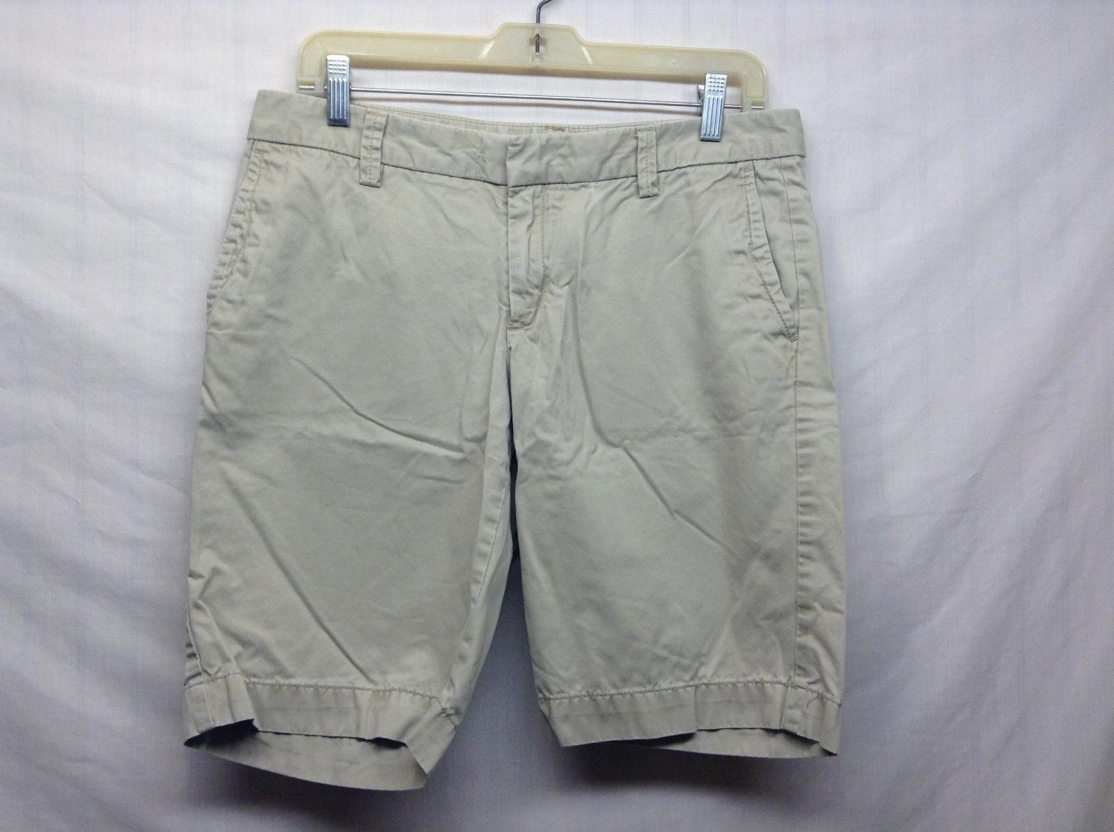 GAP Beige Shorts Sz 8