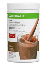 Herbalife Formula 1 Healthy Meal Nutritional Shake Mix: Dutch Chocolate ... - $49.99