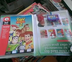 LeapFrog LeapPad Leap 1st Grade Reading Disney Toy Story 2 Complete - $9.90