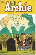 Archie Life With Archie #37 Variant Cover A Riverdale Betty Veronica Jughead - $4.95