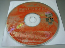 Soft Key Explorers of the New World (PC, 1995) - Disc Only!!! - $4.94