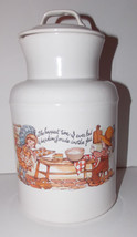 "McCoy Pottery Hollie Hobby Cookie Jar 10"" Vinta... - $29.99"