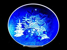 "Bing & Grondahl 6"" Christmas Plate,""Christmas Peace"", Peace Doves,1981 #... - $14.65"