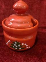 Waechtersbach Christmas Tree Germany Sugar Bowl - $12.87
