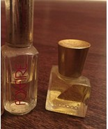 Vintage Avon Perfume Lot of 2 Spray Cologne Foxfire Tatiana - $29.69