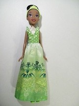 NWOB DISNEY PRINCESS ROYAL SHIMMER TIANA DOLL NEW LOOSE PRINCESS & THE FROG - $13.67