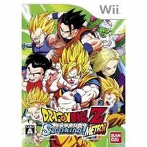 Dragon Ball Z Sparking! Meteor [Japan Import] [Nintendo Wii] - $117.17