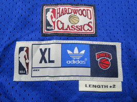 PATRICK EWING / NBA HALL OF FAME / AUTOGRAPHED N.Y KNICKS THROWBACK JERSEY / COA image 5