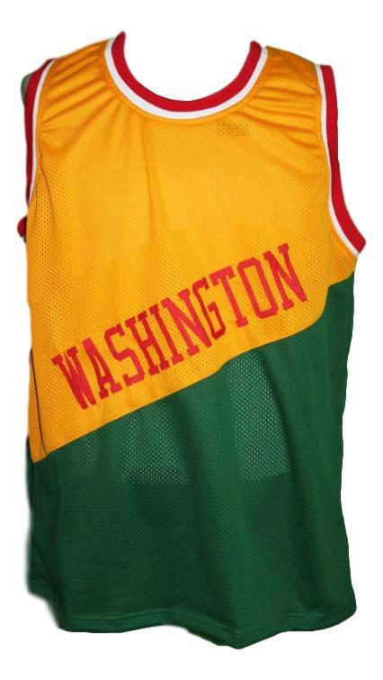90 washington generals custom basketball jersey harlem globetrotters ennemy   1