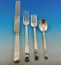 Century by Tiffany & Co Sterling Silver Flatware Set 8 Service 53 pcs Dinner image 3