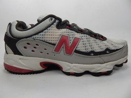 New Balance 608 Size US 9 M (B) EU 40.5 Women's Trail Running Shoes Gray WT608GR