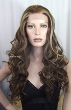 Lace Front HOLIDAY Wig from Sepia .. GORGEOUS!  FS8.27.613 Hot Color Mix - $44.99
