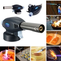 Suitable For Outdoor Activities And Camping Blow Torch Butane Gas Flamet... - £15.45 GBP