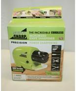 Swifty Sharp Cordless Motorized Knife Sharpener  - $16.82