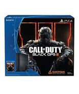 PS4 Call of Duty Black Ops III Video Game Console Bundle